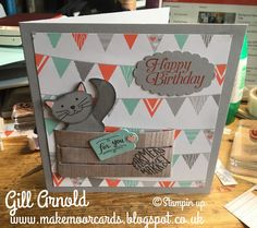 Make Moor Cards: June Blog Hop - So Happy This Is In The New Catalogue