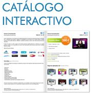 Catálogo Interactivo  http://somoscomunicacion.net/catalogo/ Mira todo lo que podemos hacer por ti...