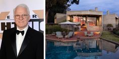 See inside the Santa Barbara mansion Steve Martin is selling (the view is beautiful!)