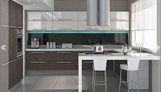 cozinhas grandes modernas - Pesquisa Google