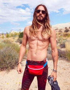 Rock music and long hair go together like peas and carrots, so it's no surprise that some of the biggest names in rock 'n' roll are long-hair-don't-care kind of guys. Keep clicking to check out 20 of our favorite famous rockers with long locks, starting with Jared Leto. We're not sure what shampoo the Thirty Seconds to Mars frontman uses, but we clearly need to get some for ourselves stat.