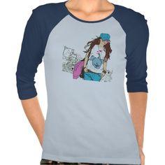 Fashion Girl Shirts