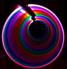 Fiber Optic hoop - my next purchase....I've been good, Santa!!!