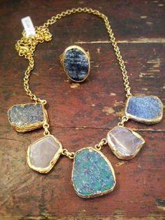 #Turchia (è magia) - #Collana di #pietre da #Frida #Creazioni