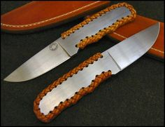 Eight-String Round Edge Leather Braid, Part 2, par Schwert - ARCHIVES : Outdoors-Magazine.com