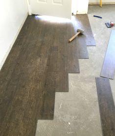 Island Driftwood Fancy Farmhouse Pinterest Plank Basements - Best price on vinyl plank flooring