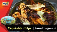 Vegetable Crips | Food Segment | Pengal Neram | Dt-06.03.18  #RAJTV#PengalNeram #RajPengalNeram #Rajtvshows