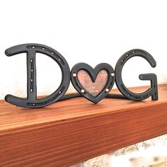 Items similar to Anniversary traditional copper couples gift, horseshoe letters & copper heart, personalized engraving available on Etsy Horseshoe Letters, Horseshoe Projects, Horseshoe Crafts, Horseshoe Art, Horseshoe Ideas, Welding Crafts, Welding Art Projects, Metal Art Projects, Metal Crafts