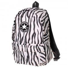 1c39473ab3 CONVERSE Back To It Mini Backpack - Zebra Print Mini Backpack
