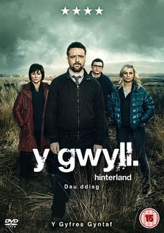 """Y Gwyll (Wales) """"Hinterland"""", the English version, is an intriguing mystery series set in Wales."""