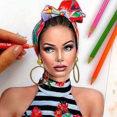 face illustration | ♦F&I♦