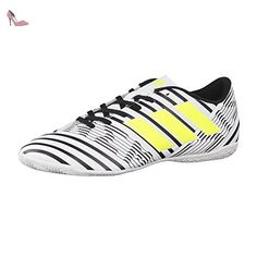 official photos 8bf9f 20c82 adidas Nemeziz 17.4 In, Chaussures de football en salle homme - blanc -  Blanc (