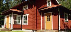 Syrén 1 3/4-planshus - Forsgrens Timmerhus