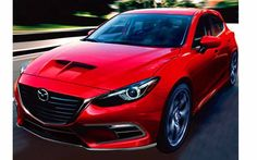 2016 Mazda 3 MPS (Mazda Performance Series) or 2016 MazdaSpeed 3 will be based on a refreshed Mazda 3 model. MPS, as it is called in Europe,or MazdaSpeed 3 Mazda 3 Limousine, Mazda 3 Sedan, Mazda 3 Mps, Mazda 6, Mazda Cars, Mazda 3 Speed, Move Car, Japanese Cars, Honda Accord