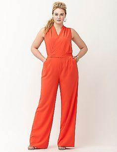 freakin LOVE this jumpsuit from Lane BryantGet it here:http://bit.ly/1FdV92p