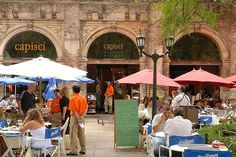 Capisci Restaurant, Belgrano . I love Buenos Aires, I love this area. I had a few wonderful meals at this restaurant.