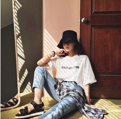 Korean Daily Fashion | Official Korean Fashion❇ ˗ˏˋZodiac₩olf 彡ˊˎ˗