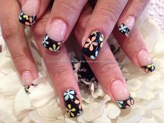 eye candy Nails & Training - Nails Gallery: Freehand nail art by Elaine Moore on 14 July 2012 at 16:20