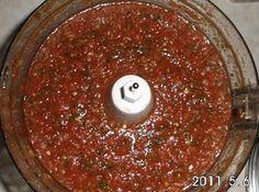 Basic low sodium Red Salsa Recipe on Yummly. Low Salt Recipes, Low Sodium Recipes, Low Sodium Salsa Recipe, Dip Recipes, Cheap Recipes, Canning Recipes, Sauce Recipes, Free Recipes, Vegetarian Recipes