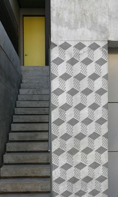 This 11″ x 11″ geometric 3D stencil by Stencil1 is designed to repeat, creating a wallpaper effect on your walls. $12.99