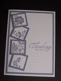 Stampin Up Fresh Vintage stamp
