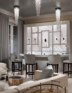 Luxury Interior Design Firm in Palm Beach, FL. | Marc-Michaels Inc.