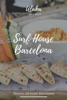 Bonnes adresses Barcelone - Surf House Barcelona : restaurant branché à Barceloneta. Tapas, jus frais, cocktails...