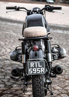 R75 by RSS   Inazuma café racer