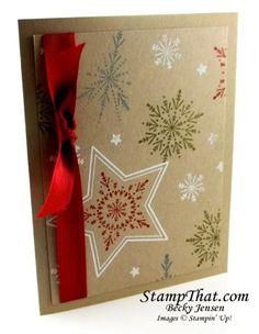 Many Merry Stars Stampin' Up! Stamp Set