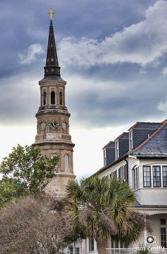 Charleston - South Carolina - USA (von jimcrotty.com)