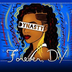 DEF!NITION OF FRESH : Dynasty - Forever, DY...It's been a little while since DY's last release, A Star in Life's Clothing, which featured Skyzoo and production from the legendary, DJ Premier. Fresh off of her Fall European tour, DY has dropped her new album, Forever, DY.  Featuring soulful production from the likes of Apollo Brown and OP Supa.