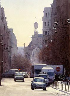 Мое большое путешествие в Париж с художником Thierry Duval, Париж, Франция. Обсуждение на LiveInternet - Российский Сервис Онлайн-Дневников