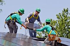 How One Organization Is Making Solar Energy Available To Those Who Can't Afford It