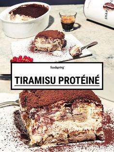 Protein Tiramisu - Düşük karbonhidrat yemekleri - Las recetas más prácticas y fáciles Healthy Party Snacks, Healthy School Snacks, Healthy Snacks For Diabetics, Easy Snacks, Bon Dessert, Dessert Cake Recipes, Healthy Dessert Recipes, Snack Recipes, Tiramisu Dessert
