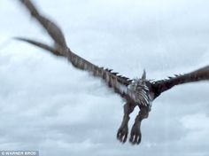 Dragon from the upcoming movie The Seventh Son