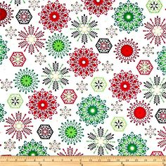 Designed by Greta Lynn for Kanvas in association with Benartex, this fabric is perfect for quilting, apparel and home decor accents. Colors include green, red, black and white with metallic gold accents throughout. Christmas Fabric, Vintage Christmas, Christmas Carol, Christmas Shopping Online, Pattern Paper, Paper Patterns, Christmas Crafts, Christmas Signs, Christmas Pictures
