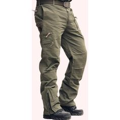 03b9a981e39 Airborne Jeans Casual Plus Size Cotton Breathable Multi Pocket Military Army  Camouflage Cargo Pants For Men