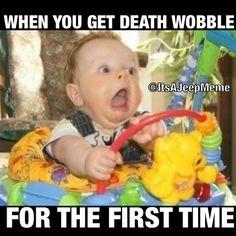 #jeep death wobble