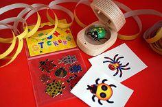 Jitter Bug Party Bag £1.60