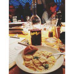 Spaghetteria: organic restaurant with a lot of gluten-free options; even gluten-free pasta!