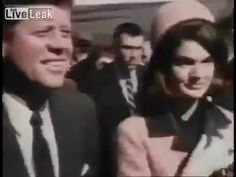 Shocking Video Previously Unpublished Showing FK Assassination
