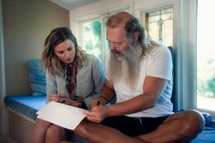 Jennifer Nettles and Rick Rubin