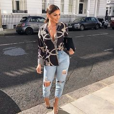 New spring fashion for 2019 30 fabulous spring outfits 42 ~ Litledress Cute Casual Outfits, Chic Outfits, Casual Chic, Fall Outfits, Summer Outfits, Fashion Outfits, Love Fashion, Girl Fashion, Womens Fashion