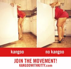 High-Energy. Low-Impact. A truly unique , full-body workout that is fun, safe, and easy to learn. Join the Movement at  www.KANGOOWITHKITTY.com