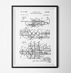 51 Patent 2 poster - 40x60 från Konstgaraget hos ConfidentLiving.se