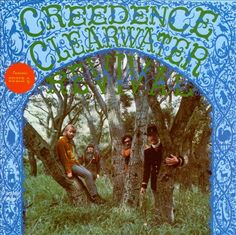 Creedence Clearwater Revival - Creedence Clearwater Revival | Songs, Reviews, Credits, Awards | AllMusic