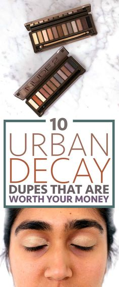 We Tested These Urban Decay Rip Offs So You Don't Have To