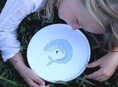 The most lovely melamine-free, kid safe dishes from Smiling Planet. #EarthDay