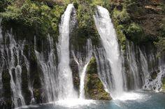 Plenty of water to enjoy at McArthur-Burney Falls