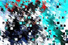 Resultado de imagem para glitch art